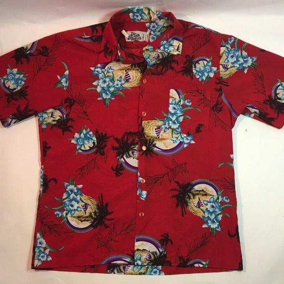 Hilo Hattie Other - Vintage 70s Hilo Hattie Hawaiian Floral Shirt